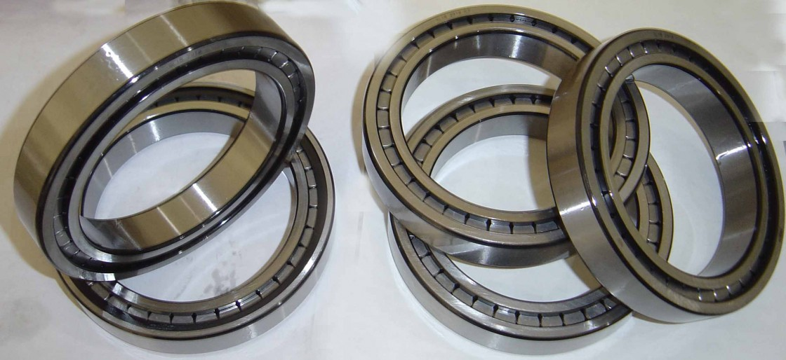 NU317 ECM Cylindrical Roller Bearing 85x180x41mm