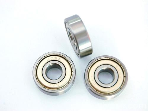7204 Full Ceramic Zirconia/Silicon Nitride Ball Bearing
