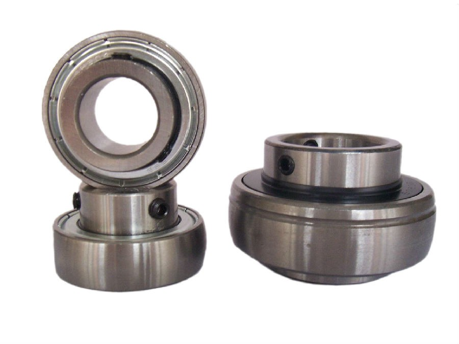YAR206-2RF/HV Stainless Insert Ball Bearing 30x62x38.1mm
