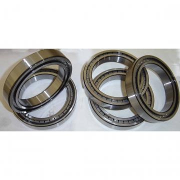 BAQ-3806AC Automobile Steering Bearing / Four Point Contact Ball Bearing 40x80x18mm