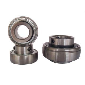 3808-2RS Double Row Angular Contact Ball Bearing 40x52x10mm